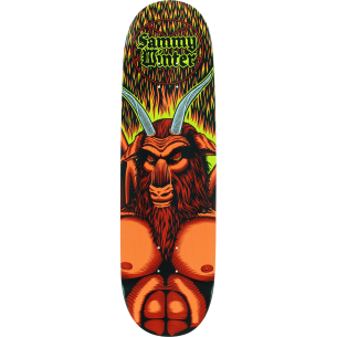 CLICHE WINTER SATAN DECK-8.62x32 sale