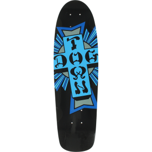 DOGTOWN CRUISER MINI CROSS DECK-7.62x26.5 BLK/BLU