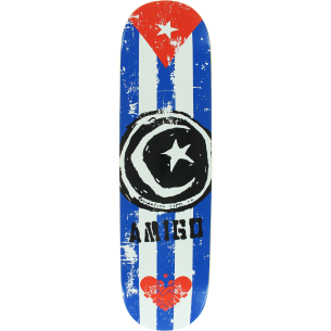 FOUND STAR & MOON CUBA DECK-8.25