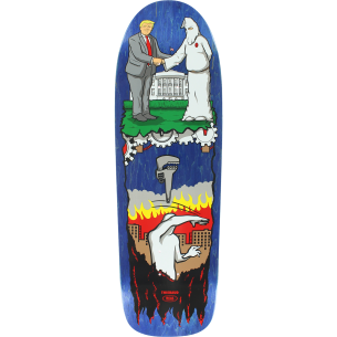REAL THIEBAUD WRENCH JUSTICE DECK-9.78x32.5