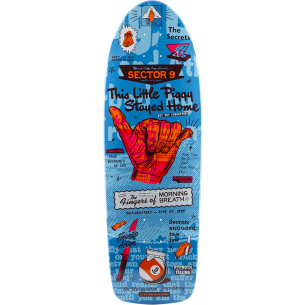 SEC9 HEFFER MORNING BREATH DECK-9.8x30 BLU