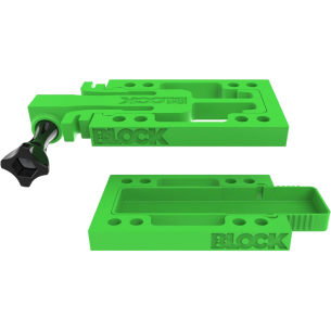BLOCK RISER GOSTASH COMBO RISERS KIT GREEN