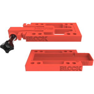 BLOCK RISER GOSTASH COMBO RISERS KIT RED