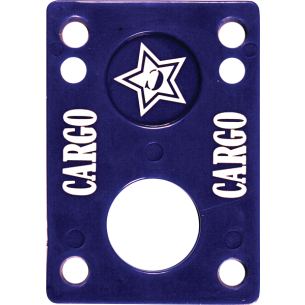 "CARGO SHOCK PAD 1/8"" BLUE single"