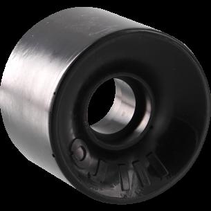 OJ III HOT JUICE 78a 60mm SOLID BLACK (Set of 4)