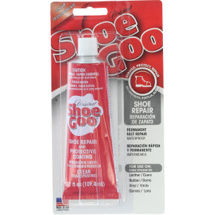 SHOE GOO-TUBE CLEAR