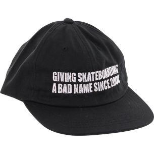 BAKER BAD NAME HAT ADJ-BLACK