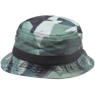DIAMOND SIMPLICITY BUCKET HAT S/M-GREEN sale