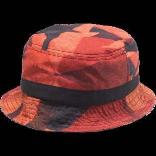 DIAMOND SIMPLICITY BUCKET HAT L/XL-RED sale