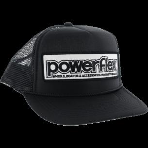POWERFLEX OG EMBLEM MESH HAT BLACK