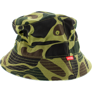 SF SPITFIRE LABEL BOONIE HAT CAMO