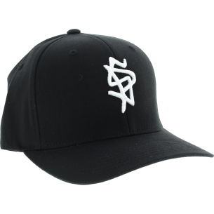 STREET PLANT SP TAG FLEX HAT S/M-BLACK