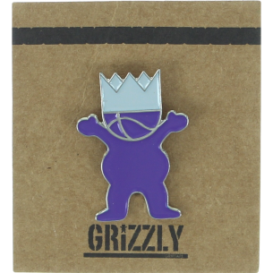 GRIZZLY BIEBEL BEAR PIN