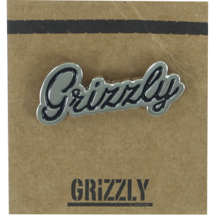 GRIZZLY SCRIPT PIN