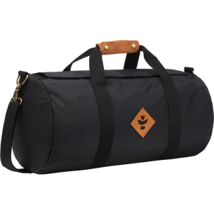 REVELRY OVERNIGHTER DUFFLE BAG 28L BLK/BLK