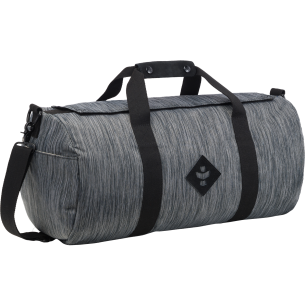 REVELRY OVERNIGHTER DUFFLE BAG 28L STRIPED DK.GREY