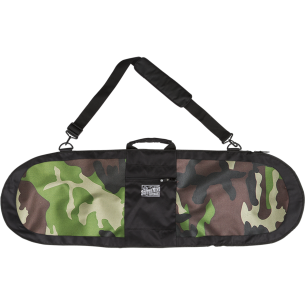 SEC9 SLED SHED SKATE TRAVEL BAG CAMO