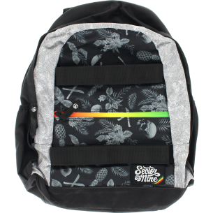 SEC9 VACAY BACKPACK GREY/RASTA